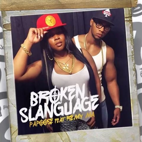 "image for article ""Broken Slanguage"" - Papoose ft Remy Ma [YouTube Official Audio]"