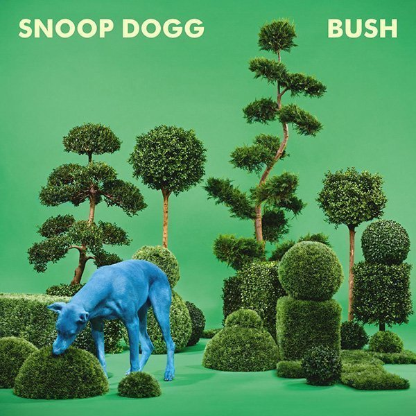 "image for article ""BUSH"" - Snoop Dogg & Pharrell [Official Full Album Stream + Zumic Review]"