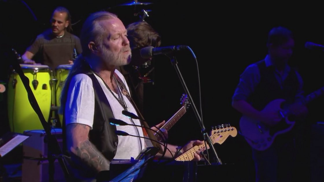 "image for article ""One Way Out"" - Gregg Allman at Grand Opera House in Macon, Georgia Jan 14, 2015 [YouTube Official Video]"