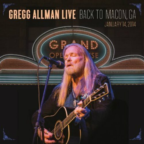 One way out gregg allman at grand opera house in macon for Way back house music