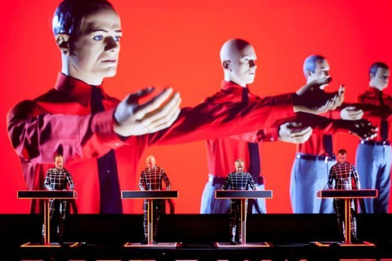 image for event Kraftwerk