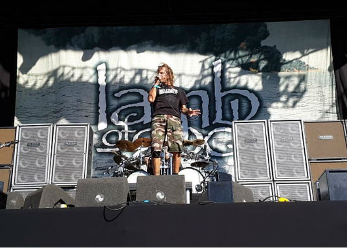 image for artist Lamb of God