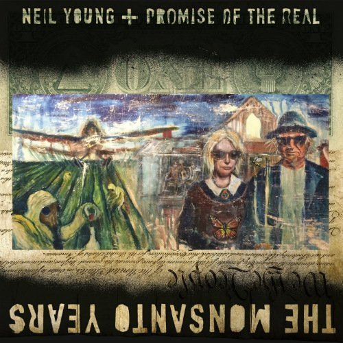 "image for article ""The Monsanto Years"" - Neil Young + Promise Of The Real [Official Full Album Stream + Zumic Review]"