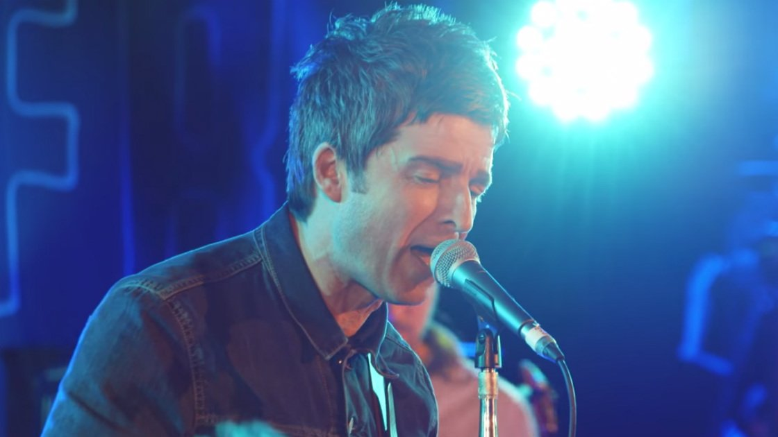 "image for article ""Riverman"" - Noel Gallagher's High Flying Birds at The Dome in London, UK on Feb 2, 2015 [YouTube Official Video]"