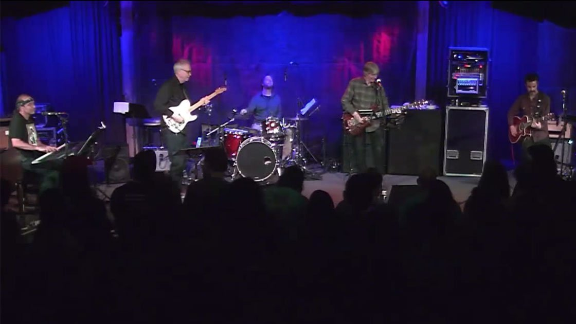 image for article Phil Lesh & Friends with Bill Frisell and Billy Martin at Terrapin Crossroads in San Rafael, CA on April 22, 2015 [Full YouTube Videos + Zumic Review]