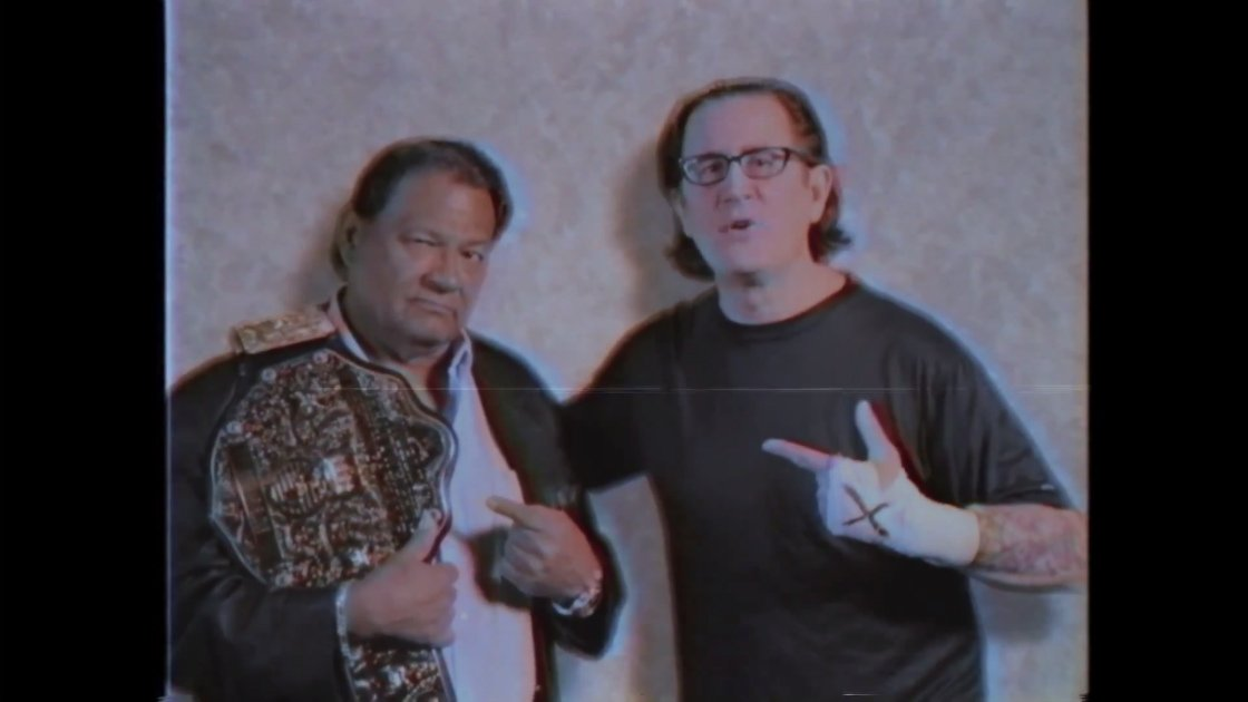 "image for article ""The Legend of Chavo Guerrero"" - The Mountain Goats [YouTube Official Music Video]"