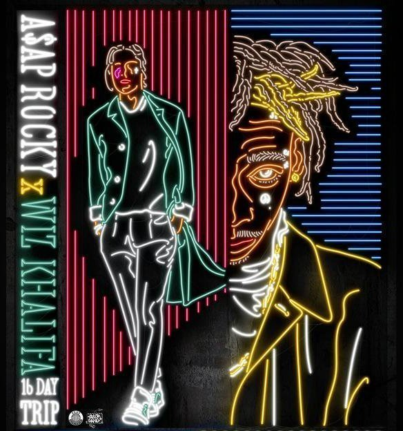 "image for article Wiz Khalifa & A$AP Rocky Set ""16 Day Trip"" European Tour Dates for 2015"
