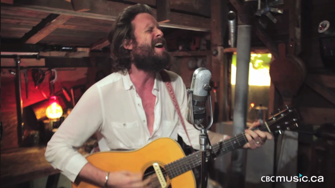 "image for article ""The Suburbs"" - Father John Misty (Arcade Fire Cover) [CBC Music YouTube Official Video + Interviews]"