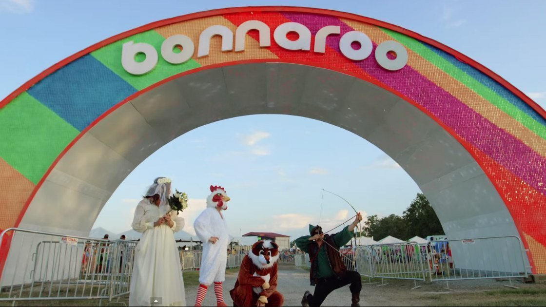 The Wolf - Mumford and Sons Bonnaroo 2015 YouTube Official Video featured