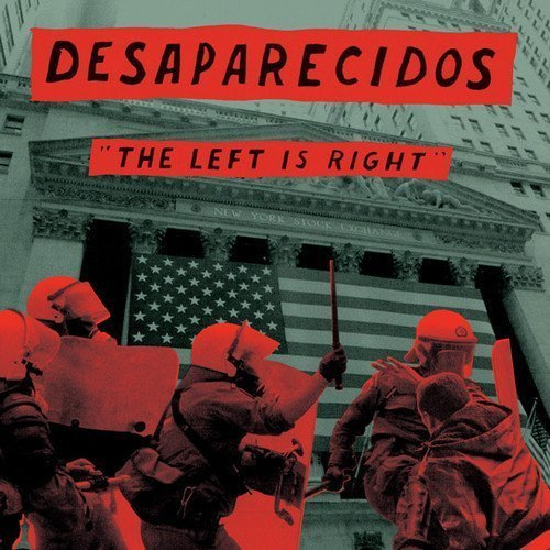 "image for article ""The Left Is Right"" - Desaparecidos [YouTube Official Audio Stream]"