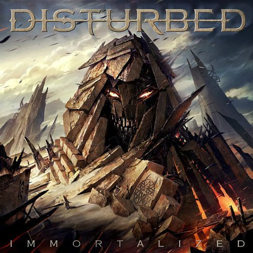 "image for article ""Immortalized"" - Disturbed [Official Full Album Stream + Zumic Review]"