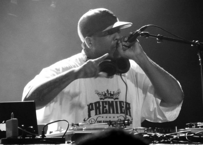 image for artist DJ Premier