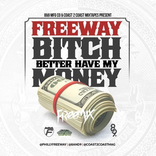 "image for article ""Bitch Better Have My Money"" (Remix) - Freeway [SoundCloud Audio Stream]"