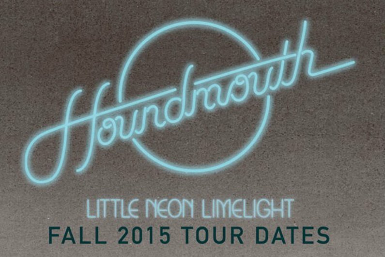"image for article Houndmouth Extend ""Little Neon Limelight"" 2015 Tour: Dates + Ticket Info"