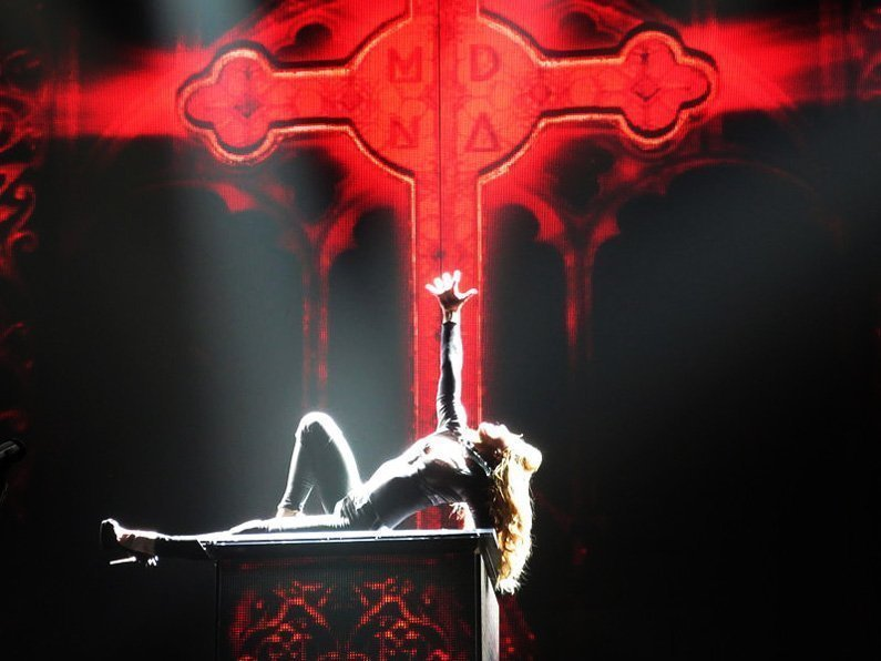 image for article Fans Willing To Pay More To See Madonna's 2015-2016 Rebel Heart Tour Than Her 2012 MDNA tour