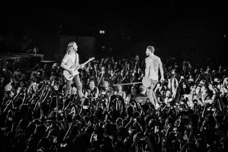 image for article Maroon 5 Announce Two Summer Concerts for 2015: Ticket Pre-Sale Codes & Info