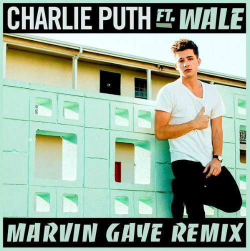 "image for article ""Marvin Gaye"" (Remix) - Charlie Puth ft Wale [YouTube Official Audio Stream]"