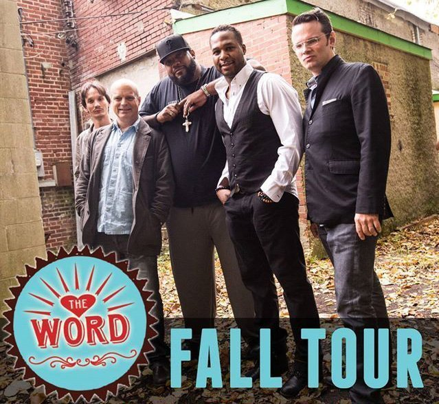 image for article All-Star Gospel Rockers The Word Add 2015 Tour Dates After Festival Season
