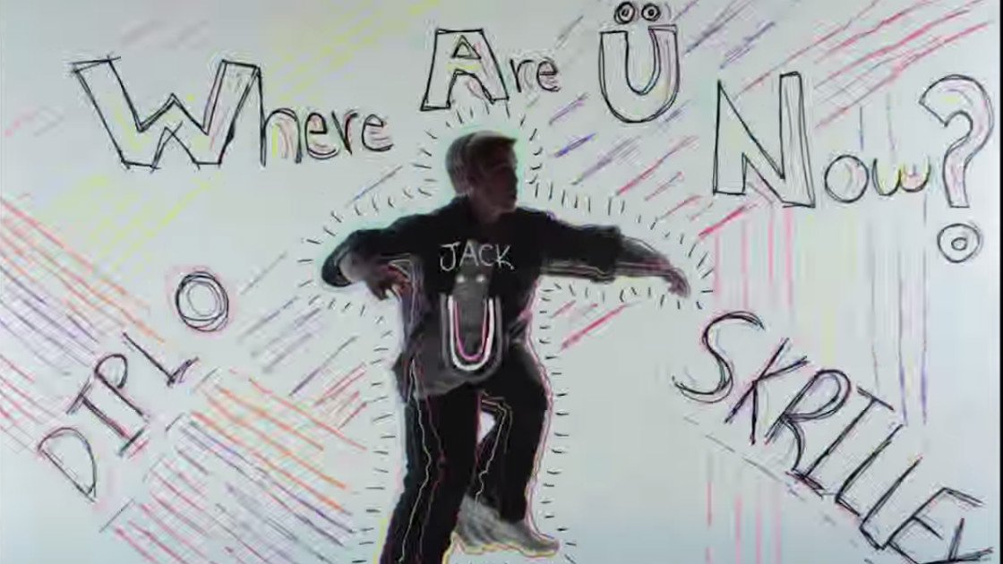 "image for article ""Where Are Ü Now""- Jack Ü ft Justin Bieber [YouTube Official Music Video]"