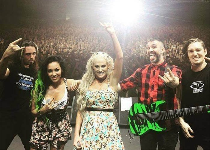 image for event Hollywood Undead and Butcher Babies