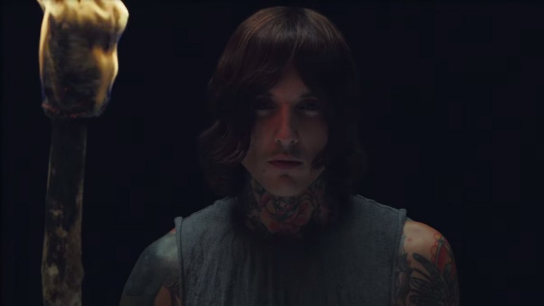 "image for article ""Throne"" - Bring Me The Horizon [YouTube Official Music Video]"