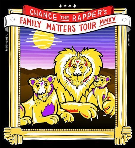 "image for article Chance The Rapper Adds 2015 ""Family Matters"" Tour Dates: Ticket Presale Codes & Info"