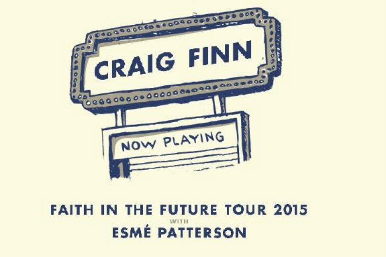 "image for article Craig Finn Shares ""Faith In The Future"" 2015 Tour Dates: Ticket Presale Codes & Info"