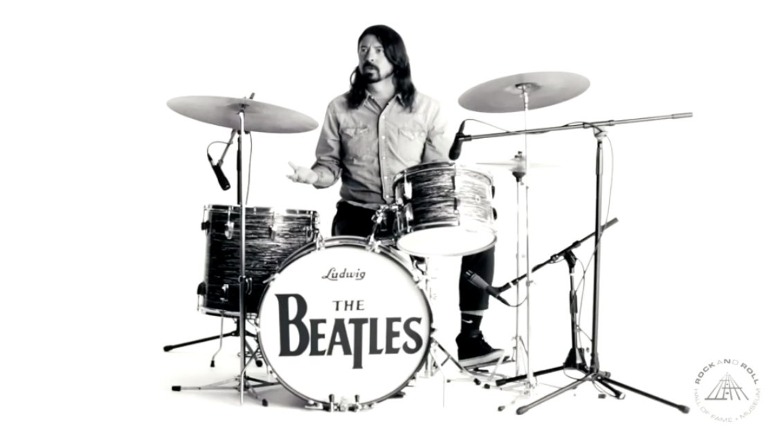 image for article Great Drummers Break Down Ringo Starr's Style With The Rock & Roll Hall Of Fame [YouTube Video]