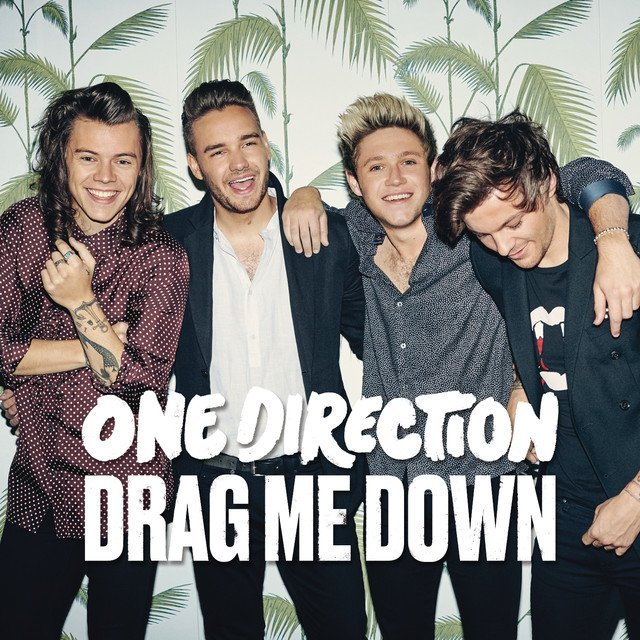 "image for article ""Drag Me Down"" - One Direction [YouTube Official Music Video]"