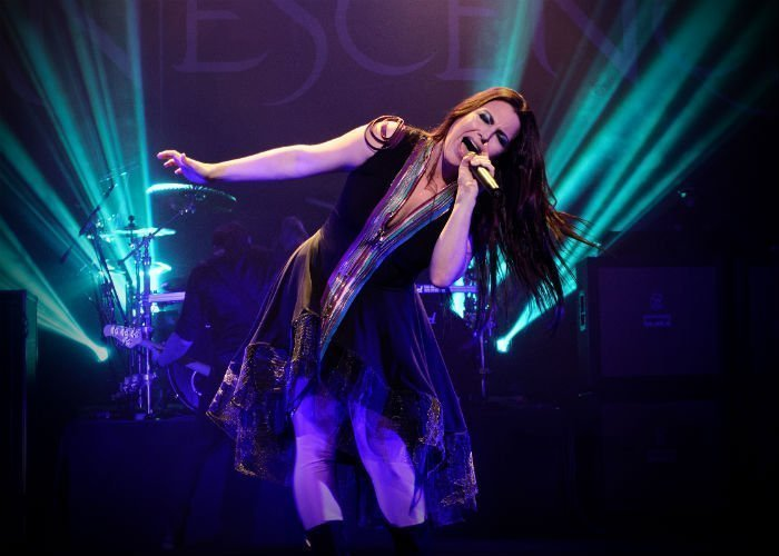 image for artist Evanescence