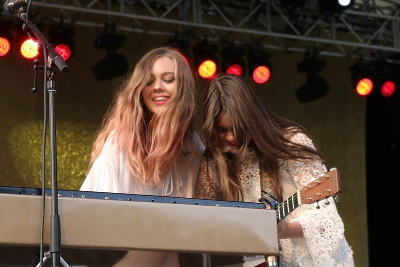 image for article First Aid Kit at Central Park Summerstage in New York, NY on July 27, 2015 [Zumic Review + Photos]