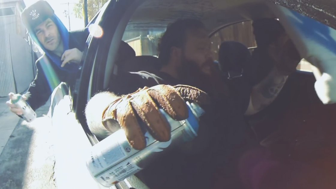 "image for article ""Driving Gloves"" - Gangrene (The Alchemist + Oh No) ft Action Bronson [Official YouTube Music Video]"