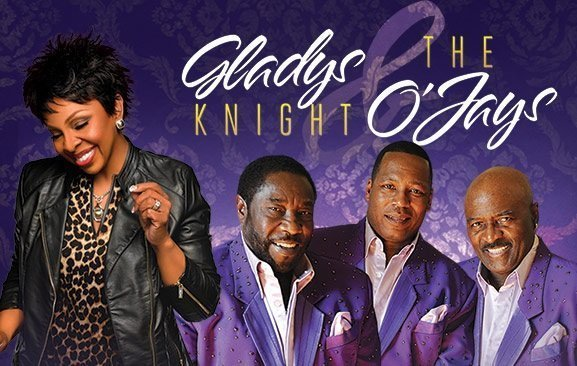 image for article Hot Summer Concerts: Soul Legends Gladys Knight and The O'Jays Come Together for 2015 Tour Dates