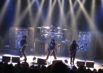 machine head announce an evening with 2015 north american tour dates ticket info zumic. Black Bedroom Furniture Sets. Home Design Ideas