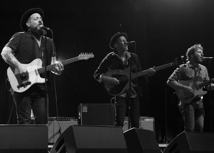 image for artist Nathaniel Rateliff & The Night Sweats