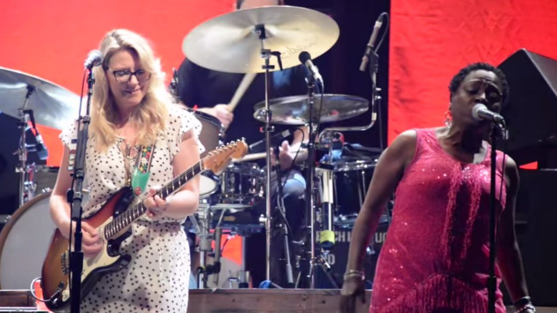 "image for article ""Tell Mama"" - Tedeschi Trucks Band ft Sharon Jones & Doyle Bramhall II [YouTube Official Video + Interview]"
