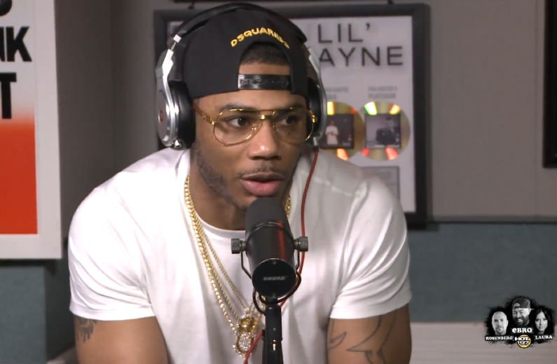 image for article 10 Things We Learned About Nelly During His Hot 97 Ebro In The Morning Interview on Aug 11, 2015 [YouTube Official Video]