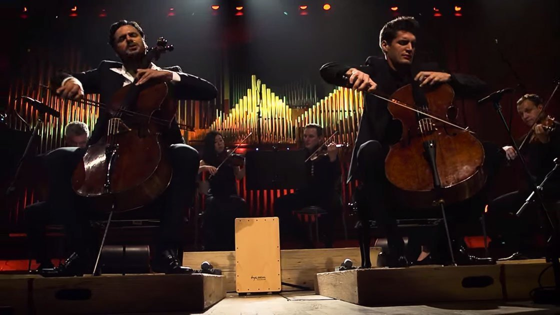 2CELLOS Tour Dates, New Music, and More | Zumic