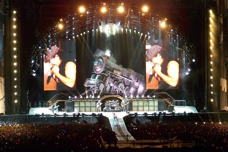 "image for article AC/DC Return to North America After Six Year Break; ""Rock Or Bust"" 2015 Tour Hits Boston on August 22"
