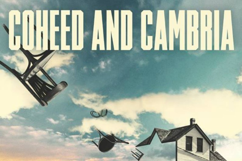 image for article Coheed and Cambria Reveal 2015 Tour Dates with Cursive, GlassJaw, and Thank You Scientist: Ticket Presale Codes & Info