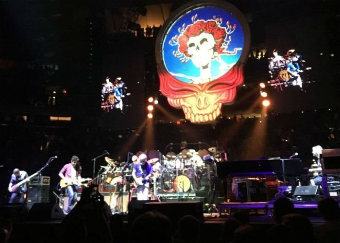 dead company grateful dead with john mayer set 2017 tour dates ticket on sale and presale. Black Bedroom Furniture Sets. Home Design Ideas