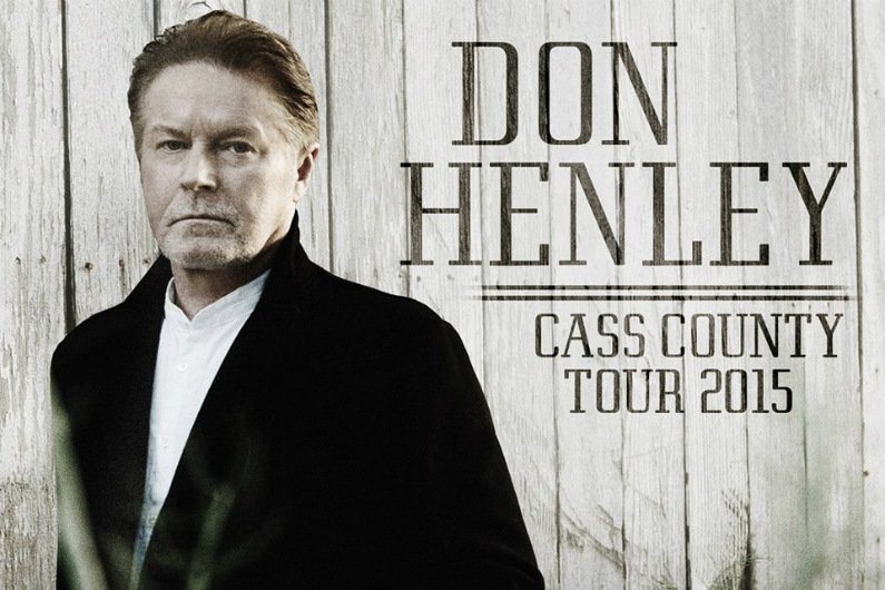 "image for article Don Henley Reveals ""Cass County"" 2015 Tour Dates: Ticket Presale Codes & Info"