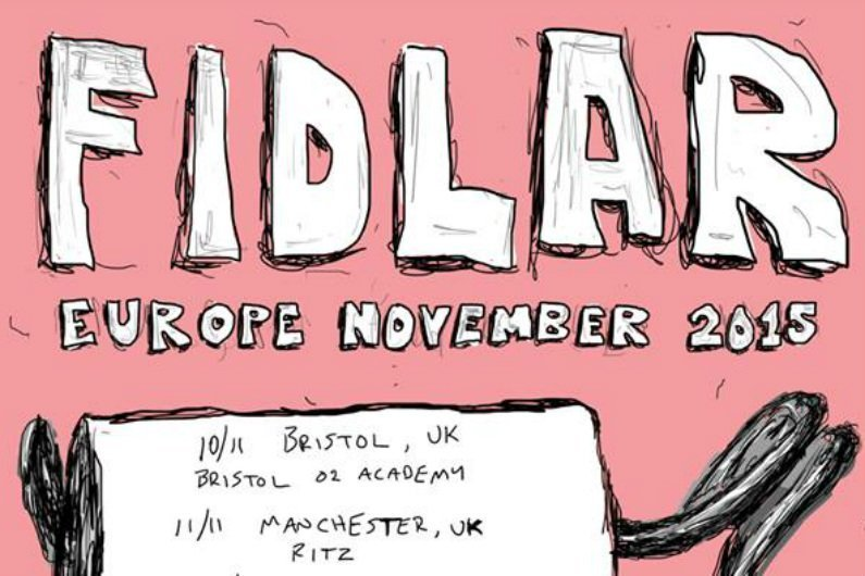 image for article FIDLAR Extend 2015 Tour Dates Into Europe