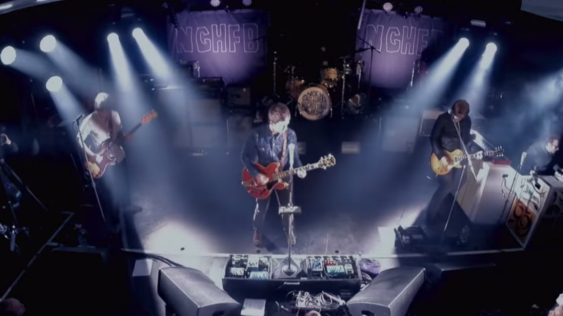 "image for article ""Lock All The Doors"" - Noel Gallagher's High Flying Birds at The Dome in London, UK on February 2, 2015 [YouTube Official Video]"