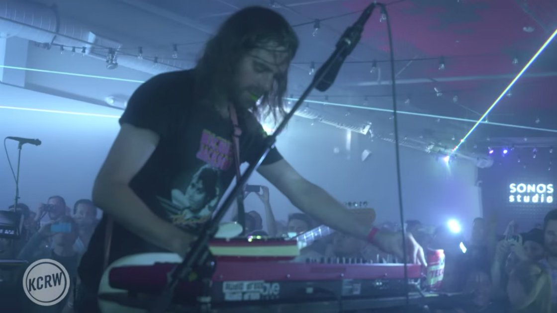 "image for article ""Nightclub Amnesia"" - Ratatat at Sonos Studio in Los Angeles on August 4, 2015 [KCRW YouTube Official Video]"