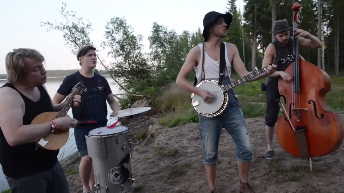 "image for article ""Nothing Else Matters"" - Steve 'N' Seagulls (Metallica Cover) [YouTube Official Music Video]"