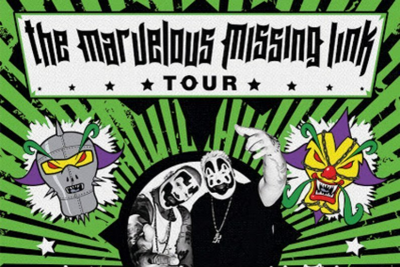 "image for article Insane Clown Posse and P.O.D. Team Up for 2015 ""The Marvelous Missing Link"" Tour Dates: Tickets Now On Sale"