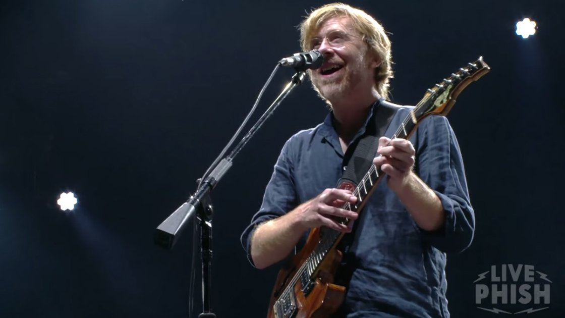 "image for article ""Tweezer"" - Phish at Aaron's Amphitheatre at Lakewood in Atlanta, GA on August 1, 2015 [YouTube Official Video]"