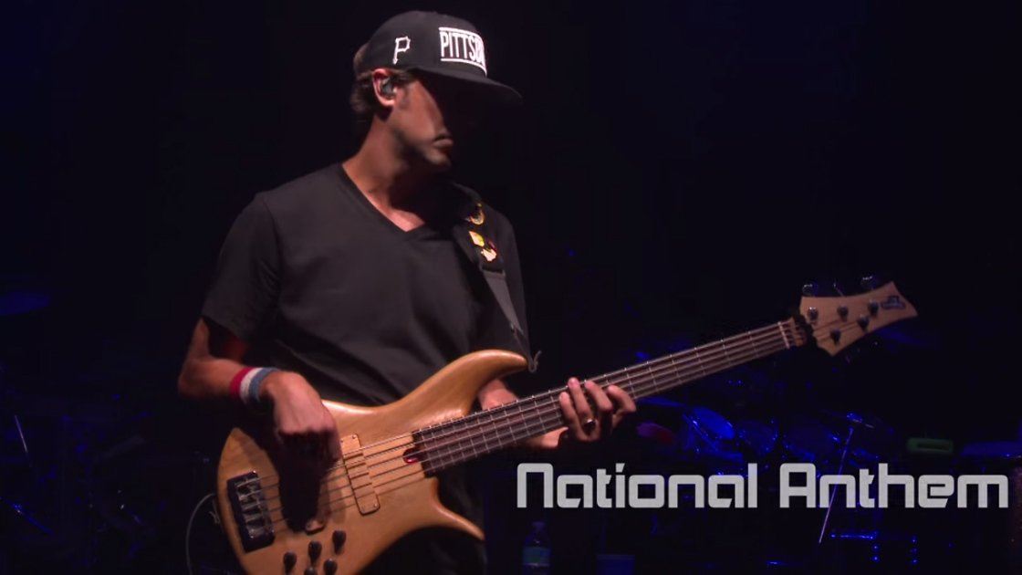 "image for article ""National Anthem"" - Umphrey's McGee at The Fillmore in Miami Beach, FL on Aug 22, 2015 (Radiohead Cover) [YouTube Official Video]"