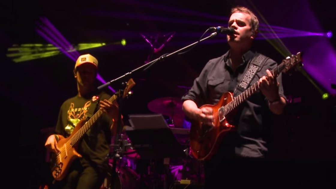 "image for article ""Rocker Part 2"" - Umphrey's McGee at Red Rocks in Morrison, CO on July 3, 2015 [YouTube Official Video]"